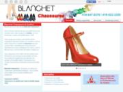 Blanchet Chaussures à Québec