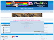 screenshot http://www.cheapnyack.com cheap n' yack airoft lyon