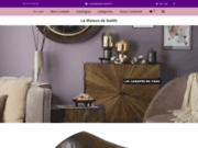 screenshot http://www.chesterfield-meuble.com canapés chesterfield  meubles anglais