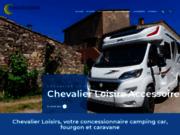 Chevalier Loisirs 61 - Caravanes, camping-cars, auvents - Neuf et d'occasion