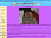 screenshot http://www.chezcanalbleu.com pmt quantum touch reiki et initiations à lorient ou à distance magnétisme et soins énergétiques