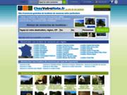 screenshot http://www.chezvotrehote.fr annonce de locations de vacances en france