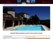 Location de villas en France