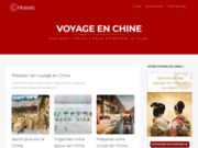 screenshot http://www.chinaveo.com/fr china veo voyage
