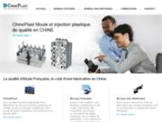 CHINEPLAST : Moule et injection plastique en CHINE