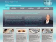 screenshot http://www.chirurgie-esthetique-pierre-nahon.fr chirurgie esthétique docteur pierre nahon