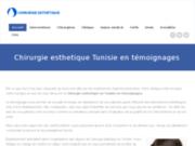Chirurgie esthetique tunisie