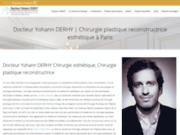 Dr Yohann Derhy, chirurgien esthétique