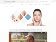 screenshot http://www.chirurgien-esthetique-et-plastique.com chirurgie plastique