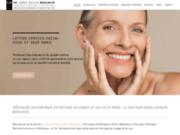 screenshot http://chirurgien-visage.com Chirurgie esthétique du visage