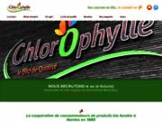 screenshot http://www.chlorophylle-coop.com/ magasin de produit bio ab en libre service, nantes et herblain 44