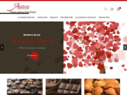screenshot http://www.chocolats-antton.com chocolaterie artisanale antton