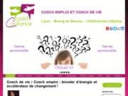 screenshot http://www.choisirlecoaching.fr mieux-etre  changement - coaching individuel