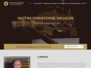 Christophe Degache avocat à la cour