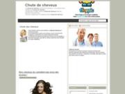 Chute de cheveux : diagnostic et soins.