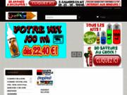 screenshot http://www.cig-discount.com e-cigarette discount