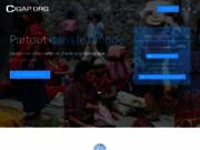 screenshot http://www.cigap.org titleparticuliers - cigap.org - aide psychologique en ligne partout dans le monde