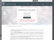 screenshot https://www.cindy-jouglain.fr/ Cindy Jouglain, Magnétiseur à Versailles