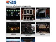 screenshot http://www.cine-toulouse.fr horaire des séances cinéma à toulouse