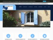 screenshot http://www.cintratlantic.fr menuiserie cintrée