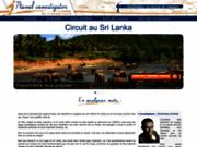 screenshot http://www.circuitausrilanka.com Circuit au Sri Lanka
