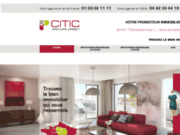 Citic promoteur immobilier en Ile de France et PACA
