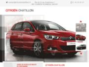 Voitures occasion à Châtillon   CITROËN CHATILLON