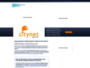screenshot http://www.citynet.fr création et référencement de sites internet