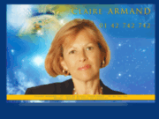 screenshot http://www.clairearmand.com cabinet de voyance