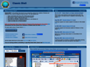 Classic Shell - Le menu démarrer de Windows 7 ou XP sur Windows 8