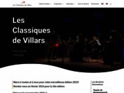 screenshot http://www.classiques.ch festival les classiques de villars