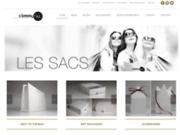 screenshot http://www.classypac.com/Fr/Bienvenue.html classypac : fabriquant de sacs luxe en papier