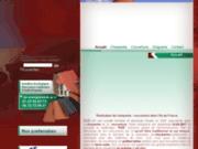 screenshot http://www.cld-toiture.com/ zingueur et charpente traditionnelle - essonne
