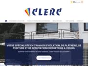 Clerc : travaux de peinture en Haute-Saône