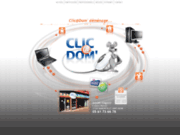 Clicadom - Clic@Dom'