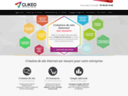 Creation site internet - Clikeo