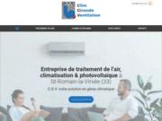 Clim Gironde Ventilation - traitement de l'air et climatisation