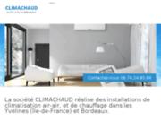 Climatisation en Ile de France - Climachaud