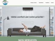 screenshot http://www.climatisation-montpellier-34.fr climatisation