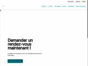 screenshot http://www.cliniquerta.com invisalign rta