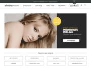 screenshot http://www.cliniqueskins.com clinique esthétique à montréal - clinique skins