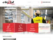 screenshot http://www.clozal.fr clozal, créateur d'espaces de travail