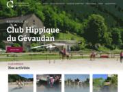 Club Hippique du Gévaudan