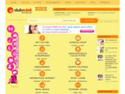 screenshot http://www.clubsoleil.net clubsoleil - portail de l'outre-mer