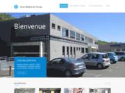 screenshot http://www.cm-europe.fr/ Centre médical Fuveau