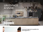 screenshot http://www.cmccuisines.fr cmc cuisines