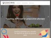 screenshot http://www.coaching-dietetique-paris.com trucs et astuces pour perdre du poids
