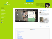 screenshot http://www.coachplanet.net coach - hypnose /formation hypnose, coaching, thérapie brève