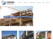 Construire et rénover, c'est notre métier - Cobardi (Charleroi)