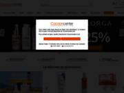 screenshot http://www.cocooncenter.com Cocoon Center